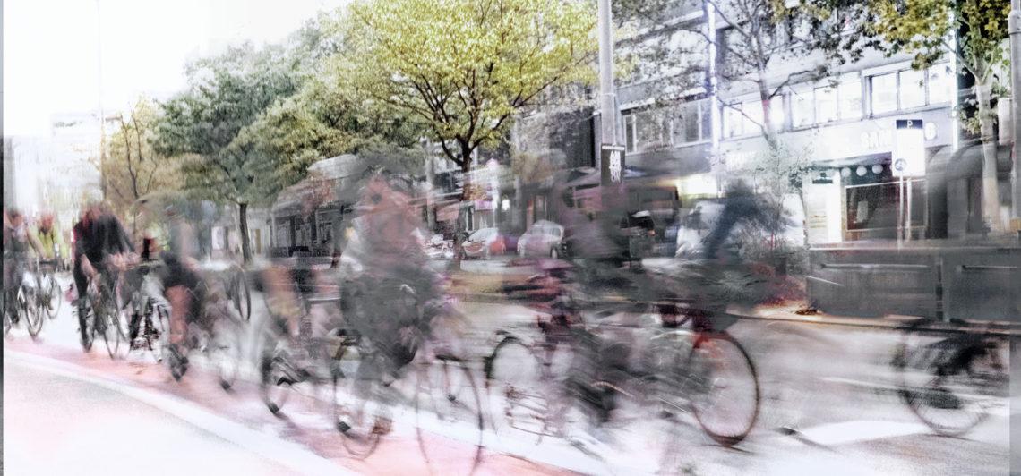Fahrradschnellweg durch den Süden