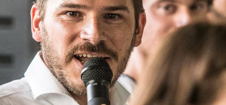 Raiko Grieb bleibt Bezirksvorsteher im Stuttgarter Süden