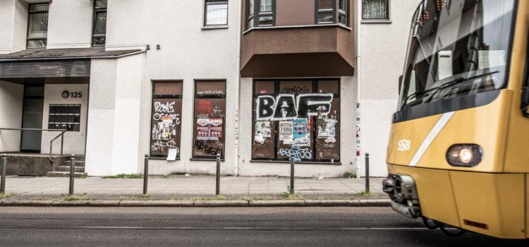 Unterirdisch durch Heslach – wir geben nicht auf