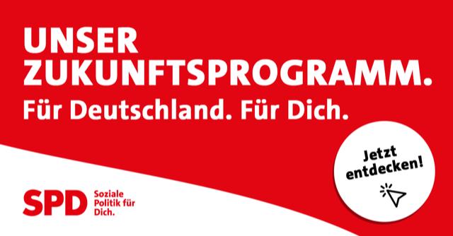 SPD wird nicht wieder Ghostwriter der CDU