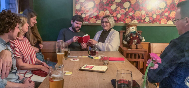 Stammtisch meets Rainer und Marija